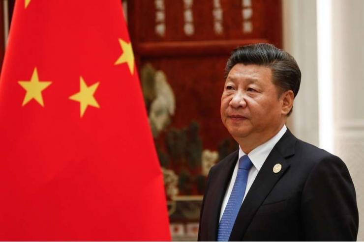Presiden China, Xi Jinping. Catholic News Agency