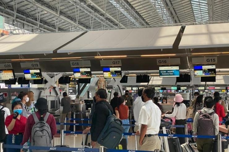 Ilustrasi kondisi di Thailand. Sumber foto: KBRI Bangkok via Kompas.com