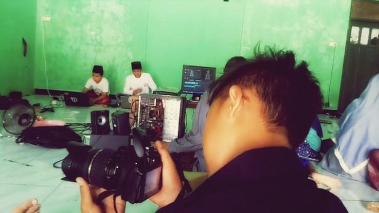 Workshop Filmmaker Padusunan (dokpri)