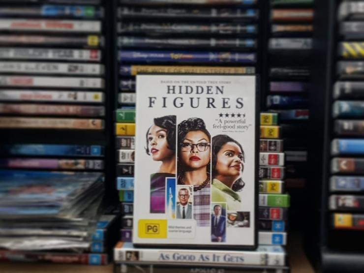 Hidden Figures - Dokumentasi pribadi