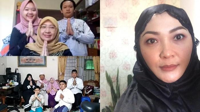 Mudik virtual dengan keluarga di Jawa Timur (dok.pribadi)