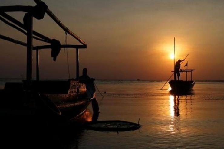 Ilustrasi nelayan. (Foto: KOMPAS/TOTOK WIJAYANTO)