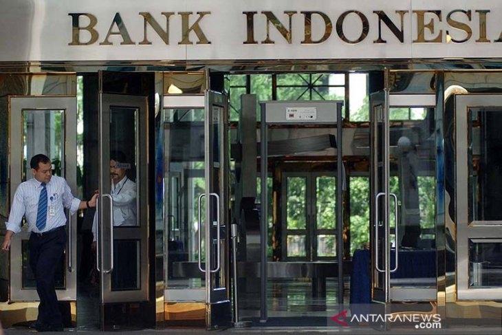 Bank Indonesia Building in Jakarta. (ANTARA/Puspa Perwitasari)