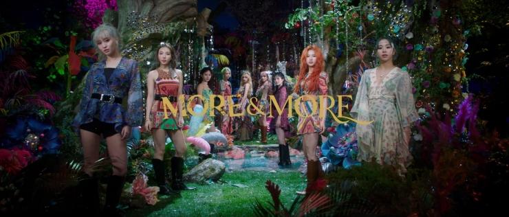 Cuplikan video klip lagu terbaru girl group asal Korea Selatan, TWICE (Sumber: JYP Entertainment Youtube Channel)