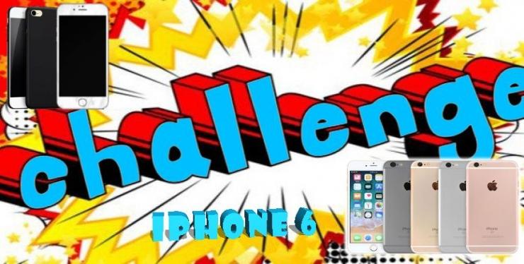 Foto : Plastik Challenge Dapatkan IPhone 6 (Dokumen Pribadi)