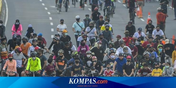salah satu aktivitas yang marak dilakukan setelah pandemi terjadi / sumber: kompas.com