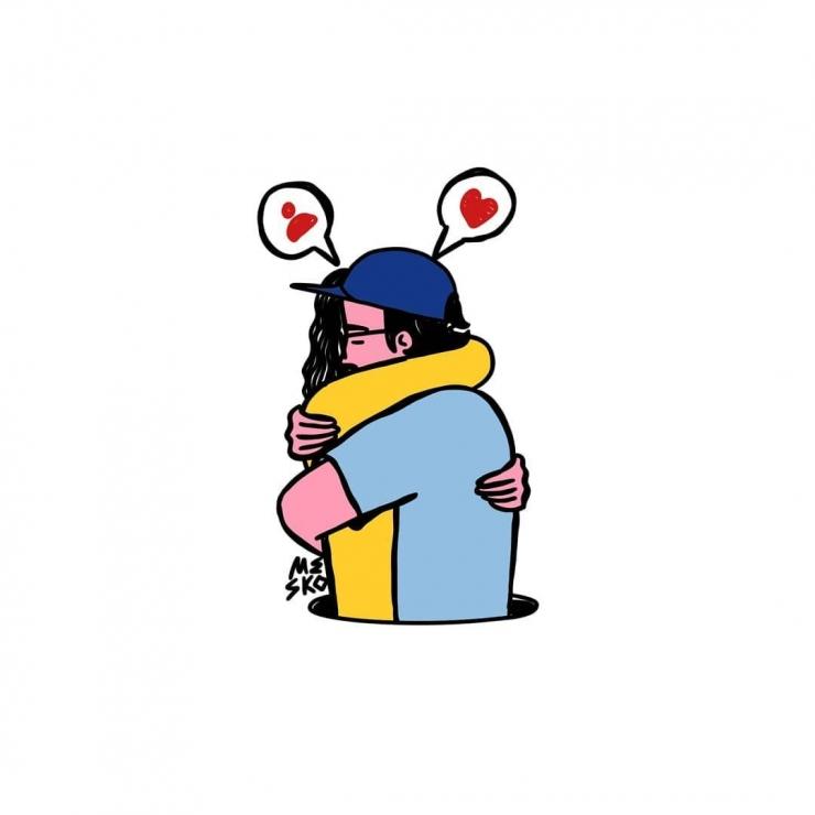 Cinta dan Derita    Sumber Gambar: Instagram Mesko