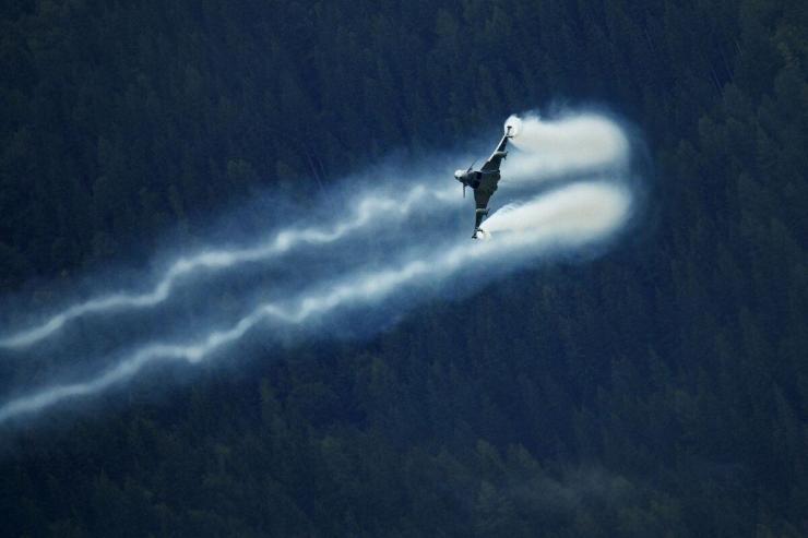 Eurofighter Typhoon (Erwin Sheriau/Getty Images)