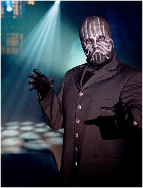 Masked Magician yang Membongkar Trik Sulap. Sumber Faruq Agung's blog