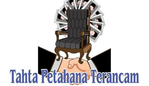 Potret kursi kekuasaan (Editor foto Fahri)