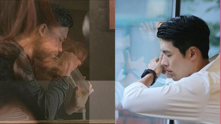 Foto : Mr. Axel Azzam and Mr. Hyun Bin are contemplations about racism in world | document from modern.id