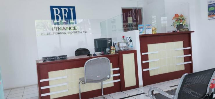 Font Office BFI FInance Jombang