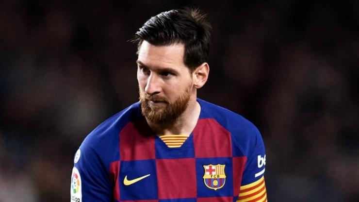 Lionel Messi (Foto Getty Images)