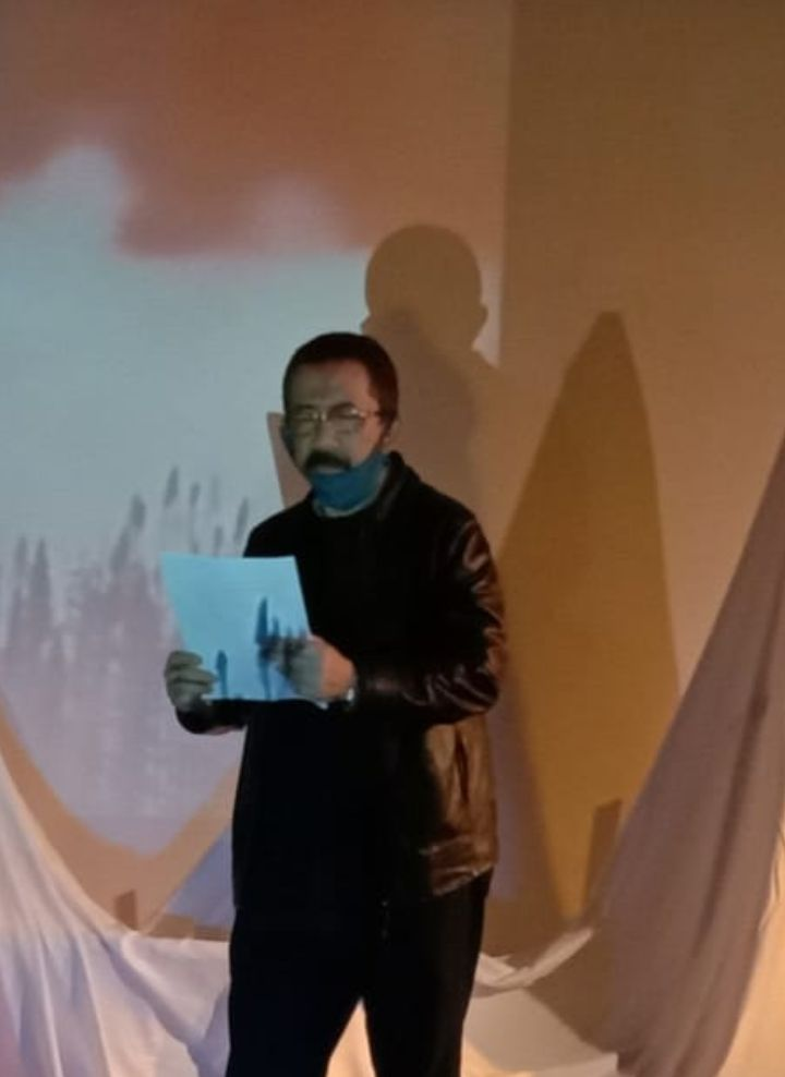 Penyair Tsi Taura | dokpri