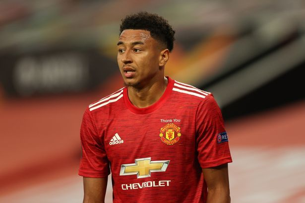 Jesse Lingard. (Getty Images)