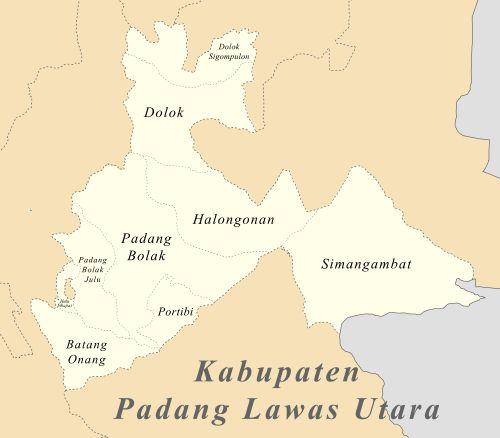 Mengenal Lebih Dekat Wilayah Padang Lawas Utara ...