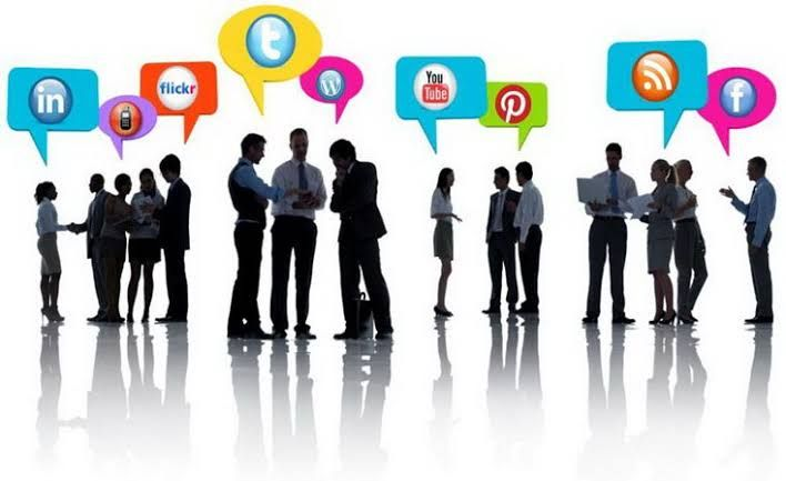 Perilaku Sosial yang Aktif dalam Sosial Media. Sumber Mix Marcomm