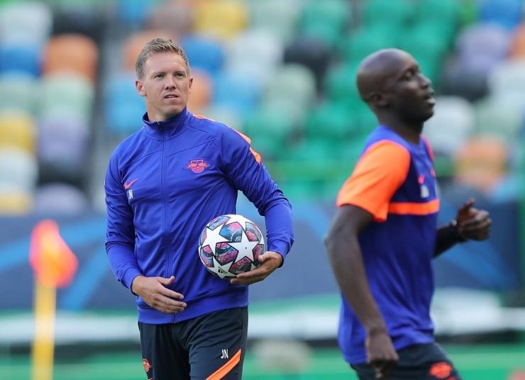 Pelatih Leipzig, Julian Nagelsmann (gambar: Reuters)