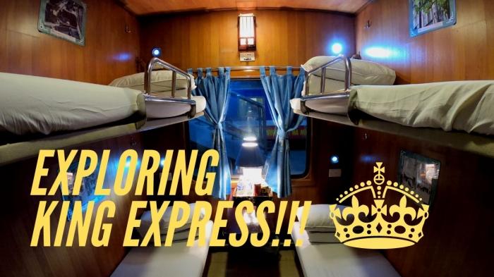 Kereta di Vietnam | dokpri