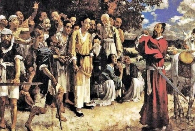 Ilustrasi Republik Lang Fang (sumber: republika.co.id)