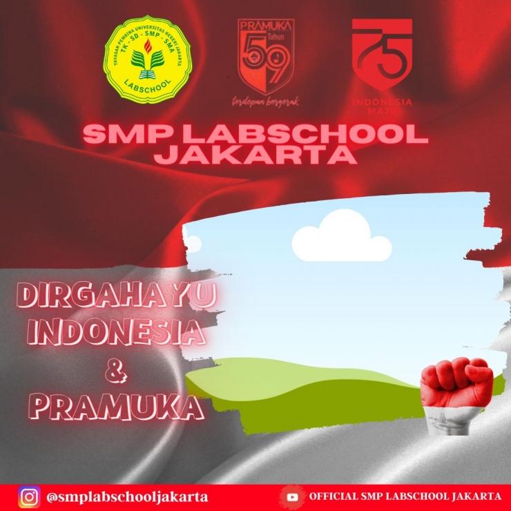 Dirgahayu Republik Indonesia/smplabschooljakarta