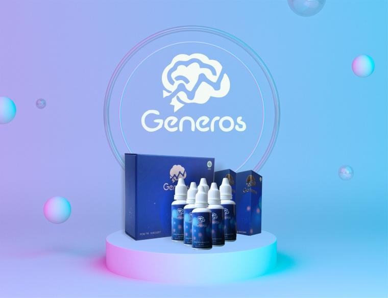 Review Generos, Vitamin Generos Herbal Halaman 1 ...