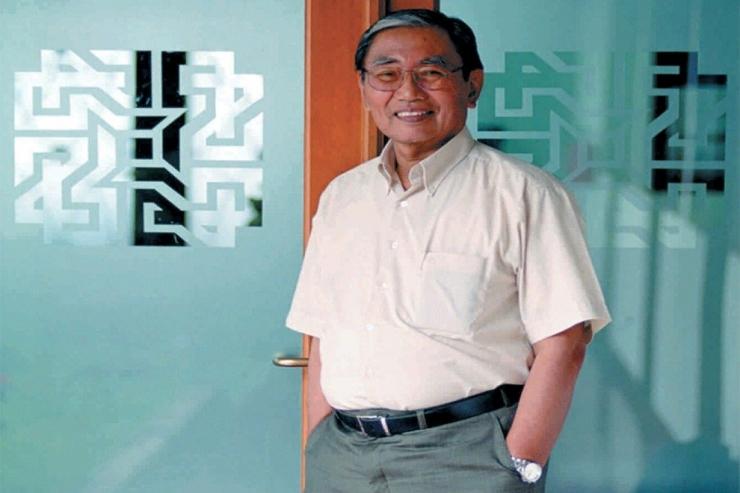 Prof. DR. Nurcholish Madjid (nurcholishmadjid.org)