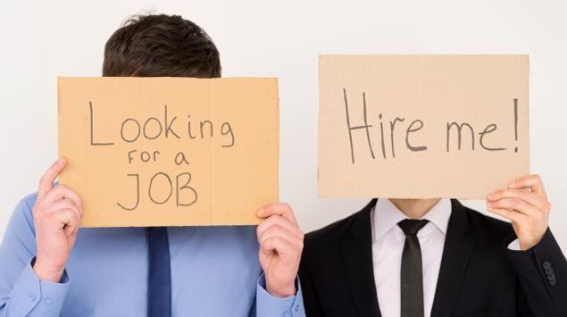 Ilustrasi mencari kerja (Sumber: steemit.com)