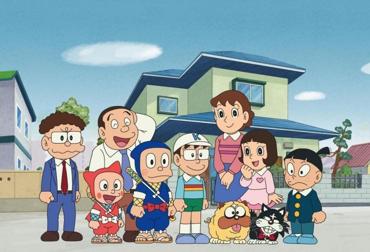 Dok. Shin-Ei Animation.