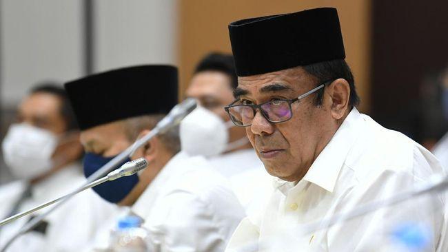 Menteri Agama Fachrul Razi | Sumber gambar : www.cnnindonesia.com/Antara