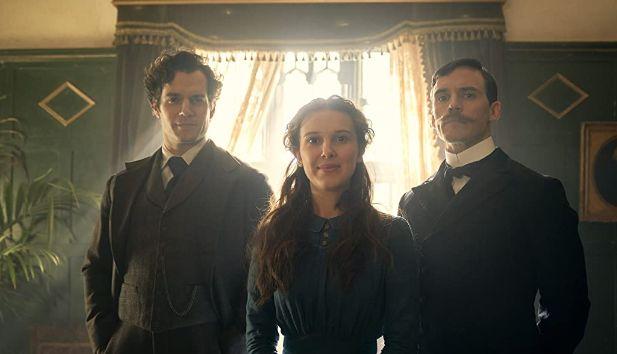 Enola Holmes adalah adik bungsu Sherlock (sumber: IMDb/Netflix)