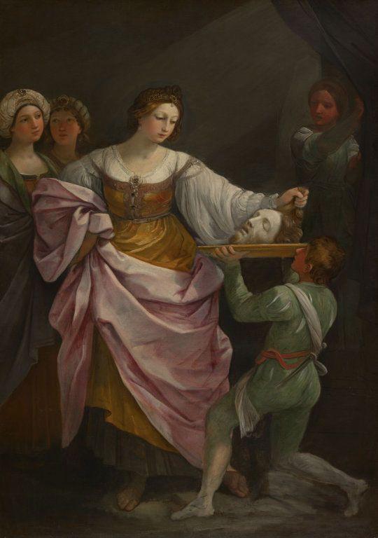 (gambar 1 - lukisan Barok Guido Reni. Sumber: