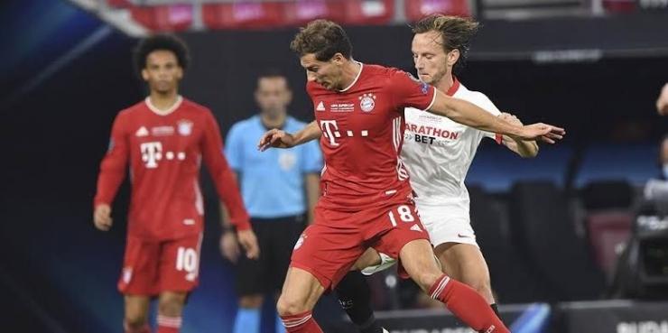 Bayern Munchen vs Sevilla (bola.net)