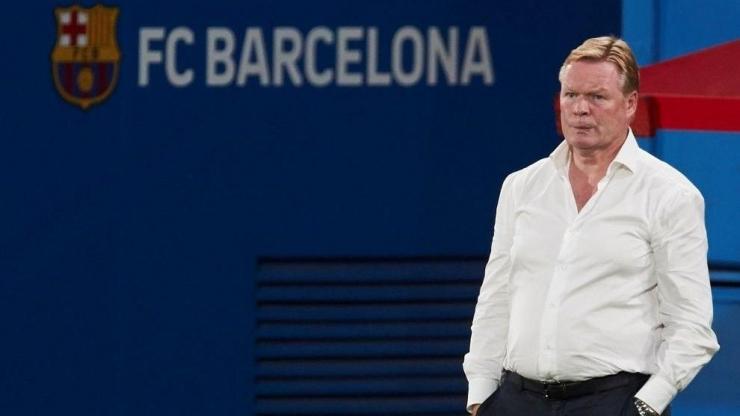 Ronald Koeman pelatih Barcelona (Foto Marca.com)