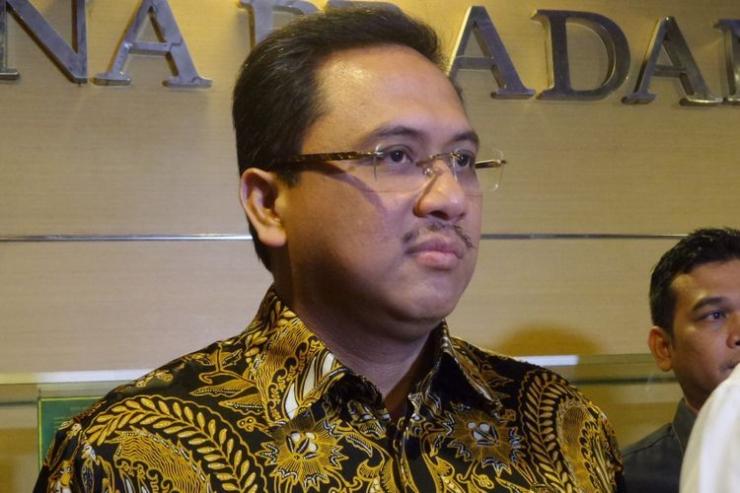 Agung Firman Sampurna, Ketua BPK RI yang dimunculkan jadi Ketum PBSI (foto: kompas.com)