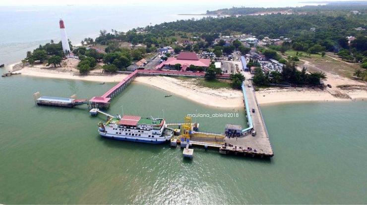 Pelabuhan Belinyu (foto: maulana@able)