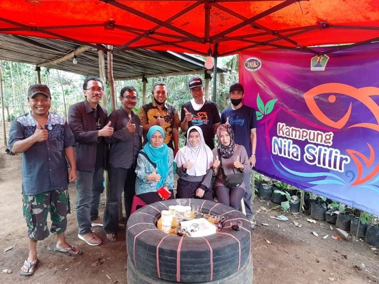 dokpri Kegiatan Bolang goes to Kampung Nila Slilir