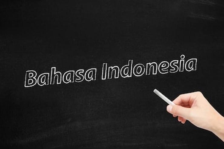 Ilustrasi belajar bahasa Indonesia| Sumber: Shutterstock via Kompas.com