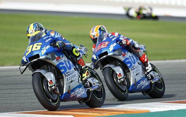 Duo Suzuki, Mir dan Rins, sumber : sindonews.net