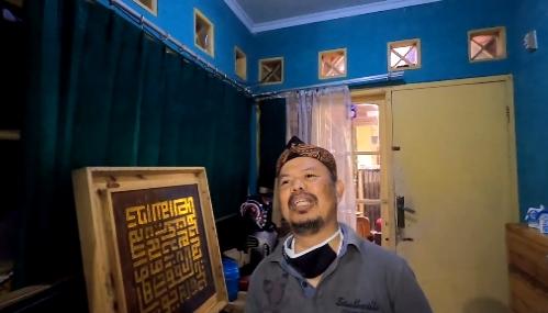 Agus Hamdani (Dok. Youtube/Sketsa Jokris Jo)