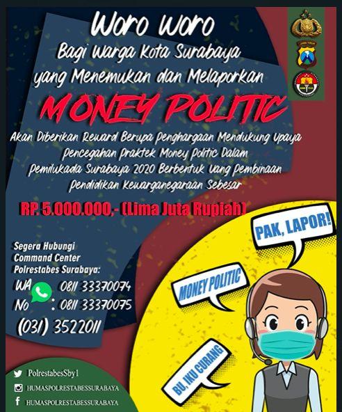 Dok Polrestabes Surabaya