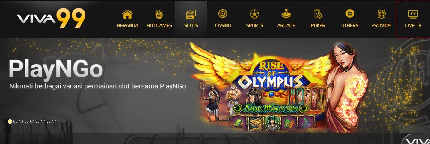 Viva99 Situs Slot Online Deposit Ovo