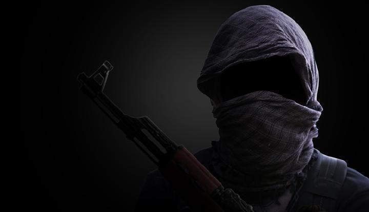Shutterstock.com/Pelaku Terorisme