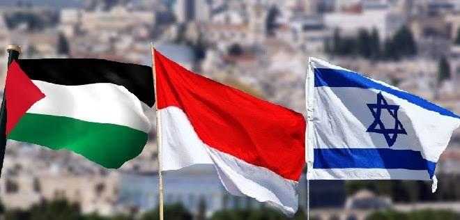 Palestina, Indonesia, dan Israel (harianinhuaonline.com)