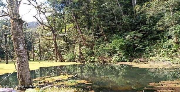 Lembah Tengkorak (foto distric one )