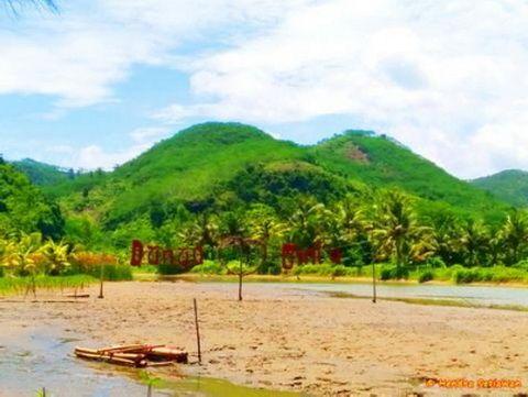 Danau Cinta (foto: dok. pribadi)