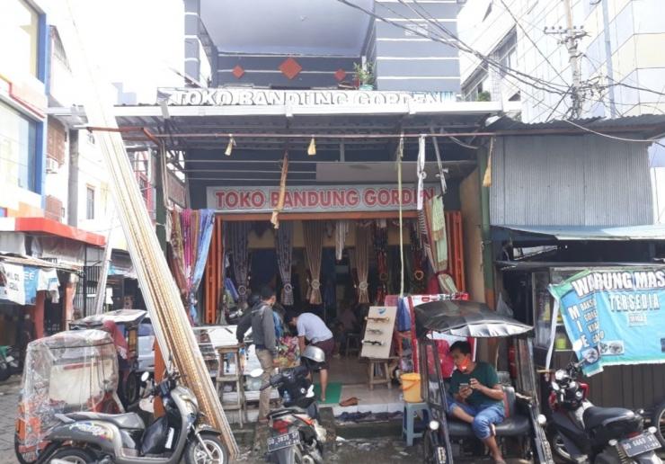 Bangunan Bandung Gorden di Duga Berdiri di Atas Fasum Kota Makassar (dokpri)