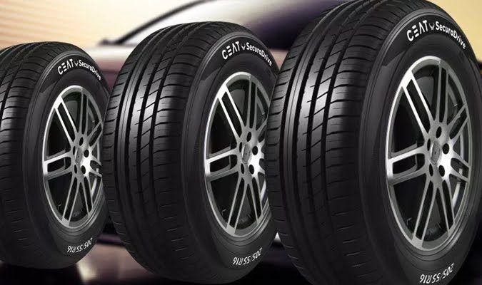 Perusahaan ban India CEAT telah meluncurkan ban SecuraDrive./puncture save ( Foto :  Ceat /jagran.com.news )