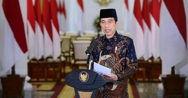 Presiden Jokowi. /Instagram.com/@jokowi