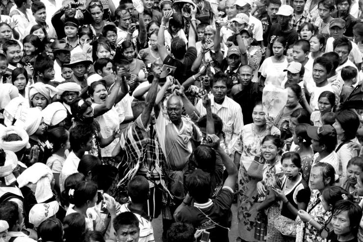 Demo Rakyat Myanmar Bersatu ( Pixabay )